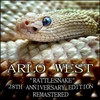Couverture de l'album Arlo West - Rattlesnake - 28th Anniversary Edition [Remastered 2015]