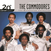 Cover of the track 20th Century Masters - The Millennium Collection: The Best of the Commodores