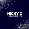 Cover of the album Telekinetic - EP