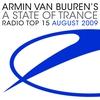 Couverture de l'album A State of Trance Radio Top 15: August 2009 (Compiled By Armin van Buuren) [Bonus Track Version]