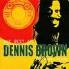 Couverture de l'album The Best of Dennis Brown: The Niney Years