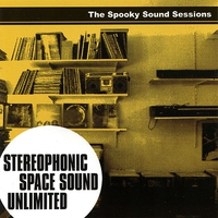 Couverture du titre The Spooky Sound Sessions