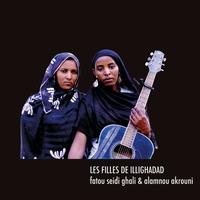 Cover of the track Les Filles De Illighadad