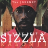 Couverture de l'album The Journey: The Very Best of Sizzla Kalonji