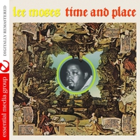 Couverture du titre Time and Place (Remastered)