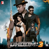 Cover of the track Dhoom : 3 (Original Motion Picture Soundtrack)