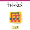 Cover of the album Give Thanks