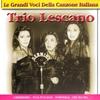 Couverture de l'album Le grandi voci della canzone italiana
