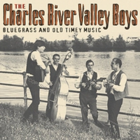 Couverture du titre Bluegrass and Old Timey Music