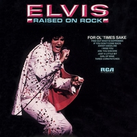 Cover of the track Raised on Rock