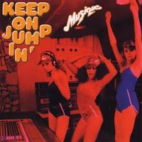 Couverture du titre Keep on Jumpin'