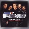 Cover of the album Invincible
