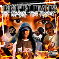 Cover of the track The Immortal Thug Project