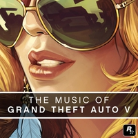 Couverture du titre The Music of Grand Theft Auto V