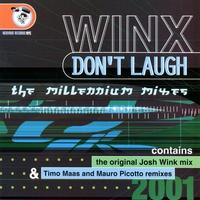 Couverture du titre Don't Laugh