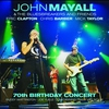Cover of the album 70th Birthday Concert (Live)