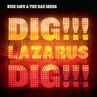 Cover of the track Dig, Lazarus, Dig!!!