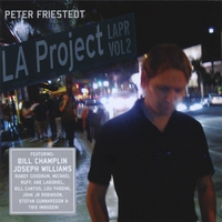 Cover of the track LA Project II