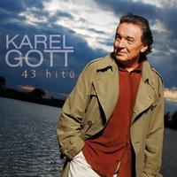 Cover of the track Karel Gott - 43 Hitů