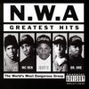 Cover of the album N.W.A. Greatest Hits (World)