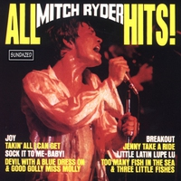 Cover of the track All Mitch Ryder Hits!