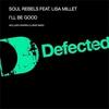 Couverture de l'album I'll Be Good (feat. Lisa Millet) - EP