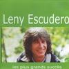 Cover of the album Les plus grands succès, vol. 1 : Leny Escudero