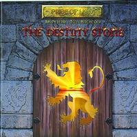 Couverture du titre The Destiny Stone