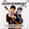 Couverture de l'album The Alvin Stardust Story
