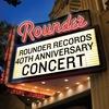 Couverture de l'album Rounder Records 40th Anniversary Concert (Live)