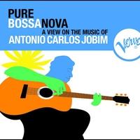Cover of the track Pure Bossa Nova: Antonio Carlos Jobim