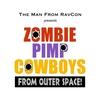 Couverture de l'album Zombie Pimp Cowboys From Outer Space