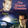 Cover of the album Dos Bohemios Románticos: Antonio Badú / Claudio Estrada