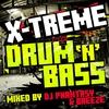 Couverture de l'album X-Treme Drum 'n' Bass