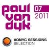 Couverture de l'album Vonyc Sessions Selection 2011-07