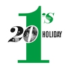 Couverture de l'album 20 1's Holiday