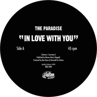 Cover of the track In Love With You - Single
