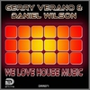 Couverture de l'album We Love House Music - Single