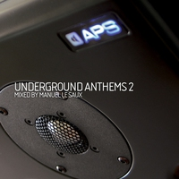 Cover of the track Underground Anthems 2