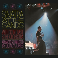 Couverture du titre Sinatra At the Sands (with Count Basie & The Orchestra) [Live]