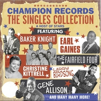 Cover of the track Champion Records: The Singles Collection