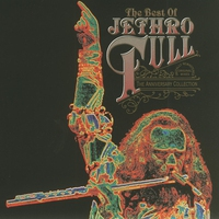 Cover of the track The Best of Jethro Tull: The Anniversary Collection