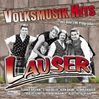 Cover of the track Volksmusik Hits