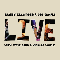 Cover of the track Live (with Steve Gadd & Nicklas Sample)