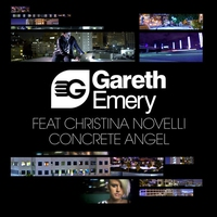 Couverture du titre Concrete Angel (Remixes) [feat. Christina Novelli] - EP