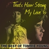 Couverture de l'album That's How Strong My Love Is: The Best of Tommie Young