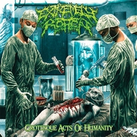 Cover of the track Grotesque Acts of Humanity