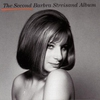 Couverture de l'album The Second Barbra Streisand Album