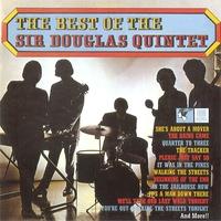 Couverture du titre The Best of the Sir Douglas Quintet