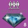 Cover of the album DFC - Dance Floor Corporation Diamonds, Vol. 8